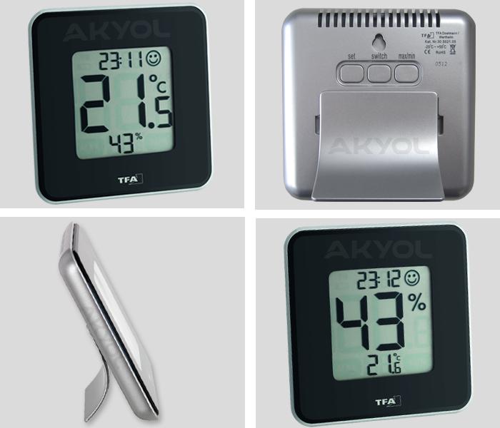tfa oda termometresi