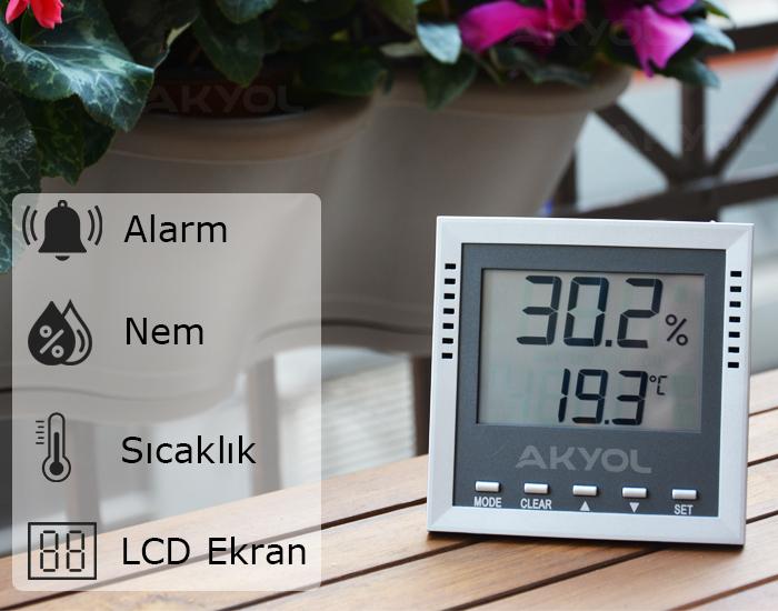 tfa 30.5010 sıcaklık nem ölçer