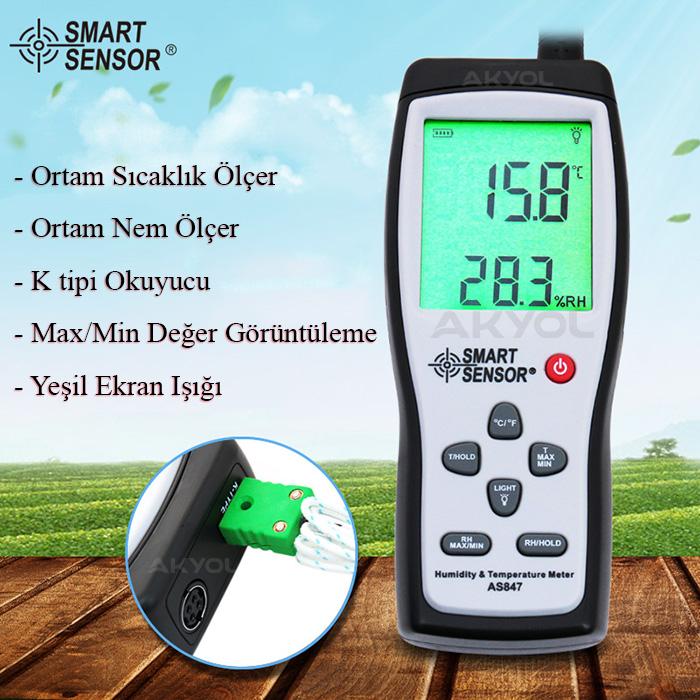 Smart-sensor-ortam-sıcaklık-ölçer