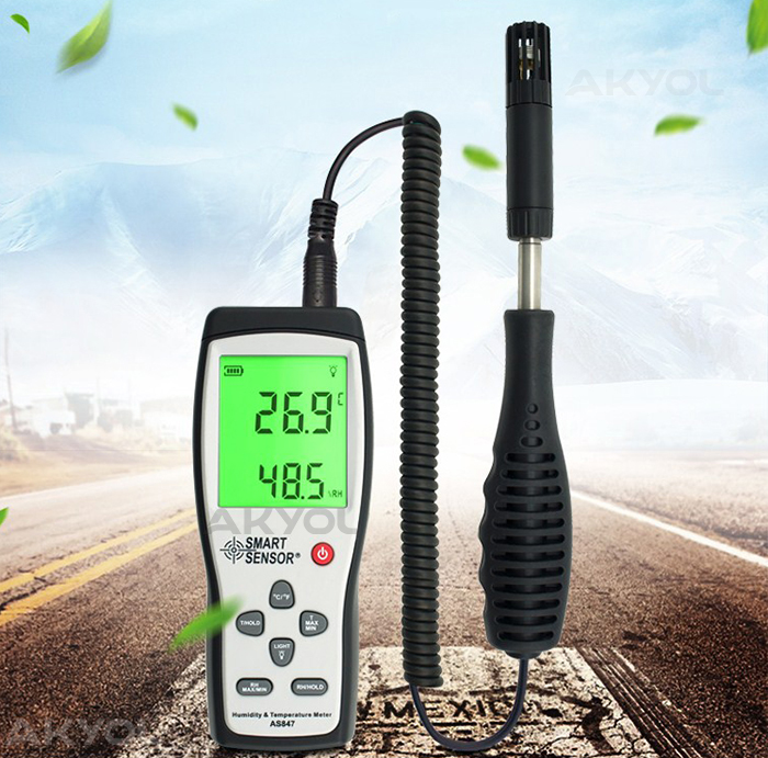 Smart-sensor-sıcaklık-ve-nem-olcer