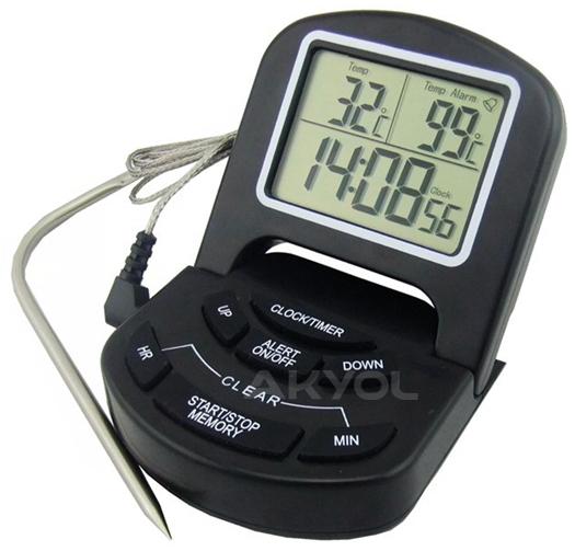 FRN-64 fırın termometresi