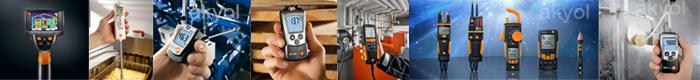 testo dijital ölçüm cihazları