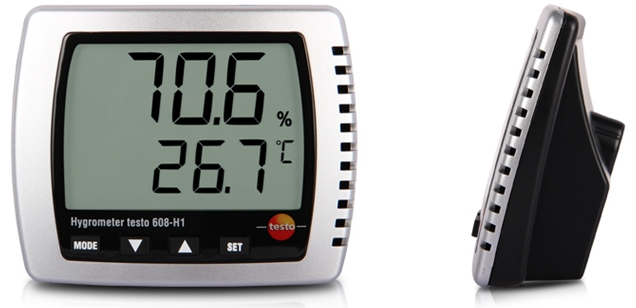 Testo 608-H1 Termometre