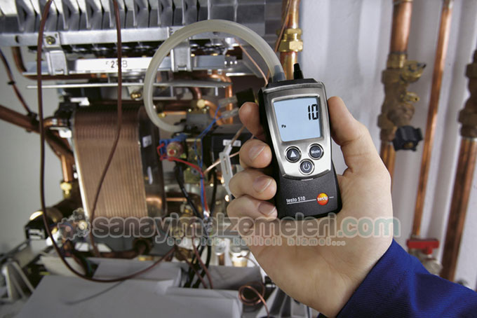 Dijital manometre
