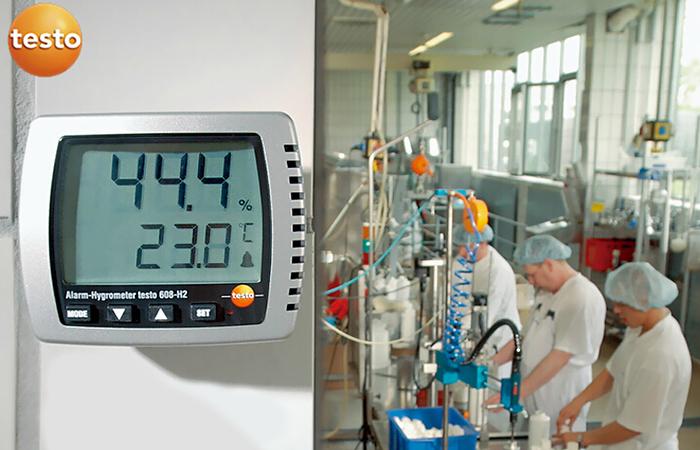 testo 608-h2 termohigrometre