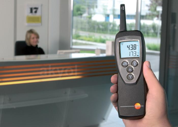 portatif sıcaklık ölçer