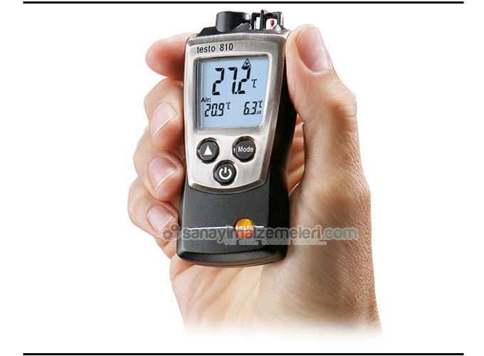 t810 temassız sıcaklık ölçer