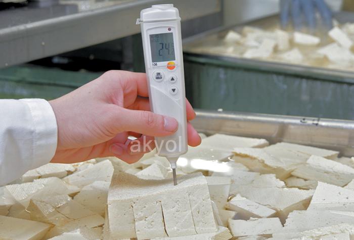 testo gıda termometresi