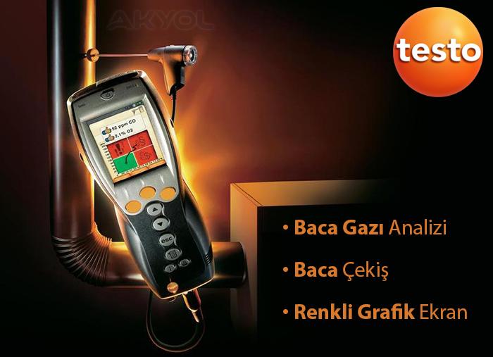 gaz test cihazı