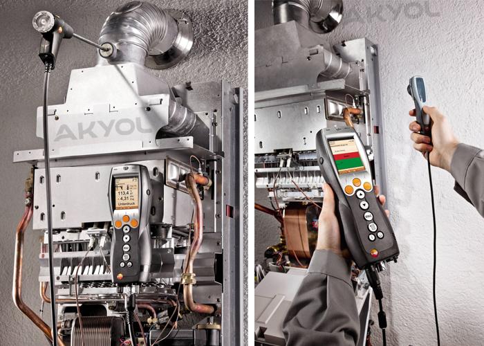 gaz analizör cihazı