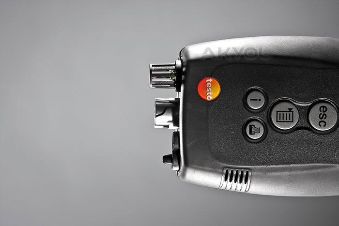 testo gaz analiz cihazı