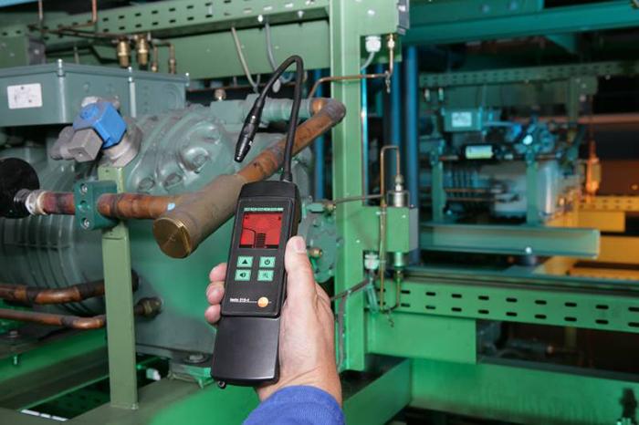 Testo 316-4 soğuk gaz kaçak test cihazı
