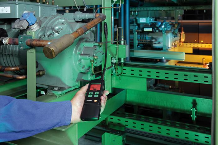 Testo 316-4 soğutucu gaz kaçak dedektörü