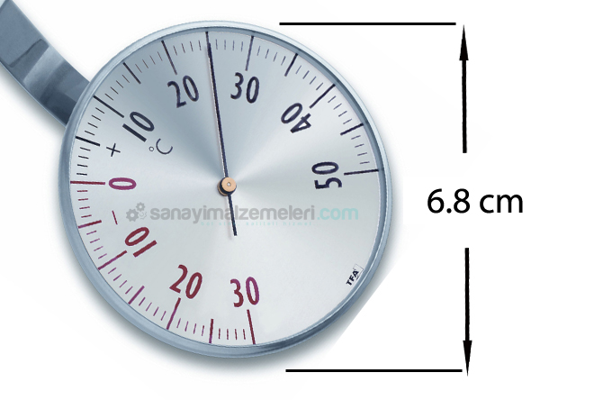 TFA 14.5001 ibreli termometre