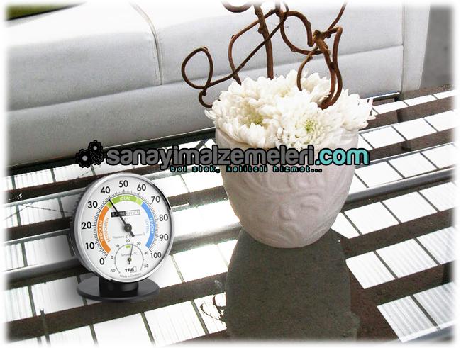 ibreli termometre higrometre